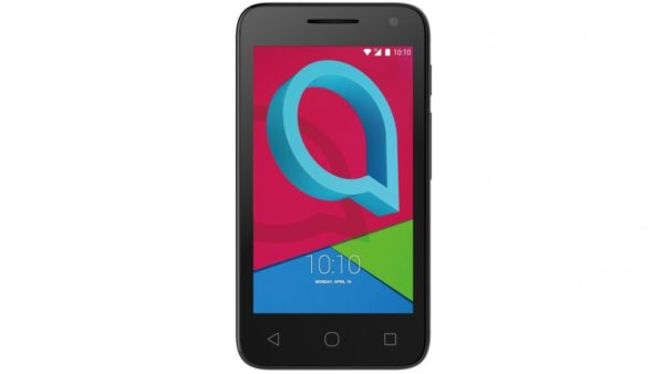 Telstra Alcatal U3 Smart Phone Front