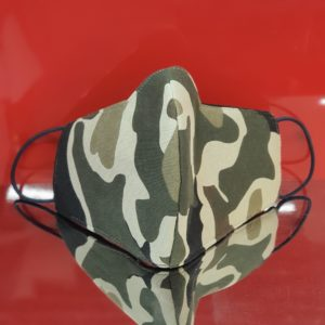 Camo Mask Front